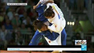 Rio Olympics: Judo champ Rafaela Silva wins first gold medal for Brazil