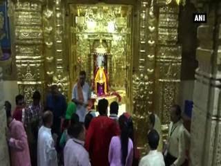 सोमनाथ मंदिर के लिए दिया 200 किलो सोना दान