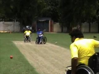 देश मे पहली बार हुआ राष्ट्रीय व्हीलचेयर क्रिकेट टूर्नामेंट का अयोजन