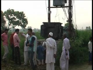 मुजफ्फरनगर में ट्रांसफार्मरों से 8 लाख का तेल और तांबा चोरी