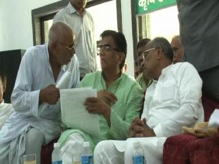 बीजेपी ने डेढ़ वर्ष में किसानों को दिया 2200 करोड़ का मुआवजा '