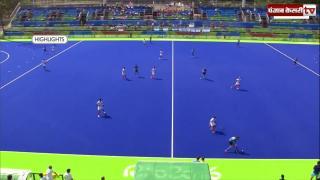 हॉकी: भारत ने दी अर्जेंटीना को मात, 2-1 से हराया