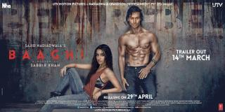 Watch Public Movie Review : Baaghi