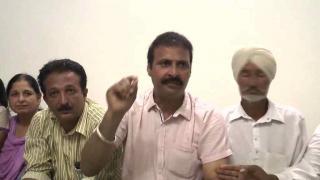 विधायक पर भड़ास निकाल कर बीजेपी कार्यकर्ताओं ने छोड़ी पार्टी