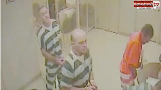 कैदियों ने अच्छे कारण के लिए तोड़ा जेल, बचाई अधिकारी की जान