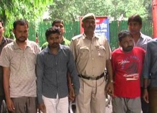 चोरी की वारदात को अंजाम देने वाले आरोपी गिरफ्तार, 22 वाहन बरामद