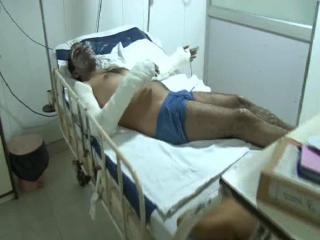 कबाड़ के गोदाम में लगी भीषण आग, करीब 22 लोग झुलसे