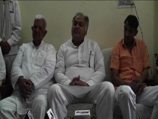 इनेलो ने सरकार से मिलकर करवाई हुड्डा पर FIR : कुलदीप शर्मा