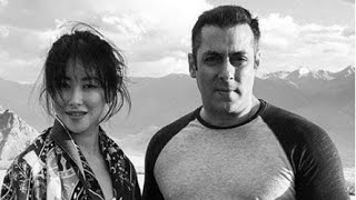 So this is the actress opposite Salman in 'Tubelight'!