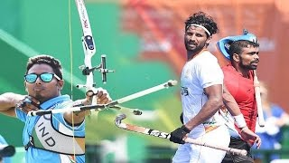 Rio Olympic 2016: Archer Atanu & boxer Vikas give India reason to smile