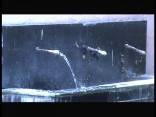 बूंद-बूंद पानी को तरस रहे लोग, फिर भी हो रही है पानी की बर्बादी
