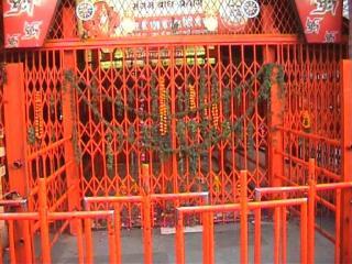 सूर्य ग्रहण पर इलाहाबाद के सभी प्रमुख मंदिरों के कपाट रखे गए बंद