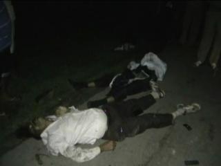 दर्दनाक सड़क हादसे में दो लोगों की मौत