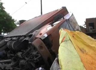 यूपी में तेज़ रफ्तार गाड़ियों का कहर, 5 की मौत