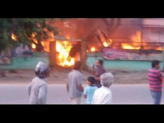 भीषण गर्मी में बढ़ती जा रही हैं आग की घटनाएं