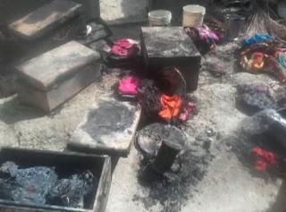 खाना बनाते समय सिलेंडर में हुआ ब्लास्ट, महिला की मौत