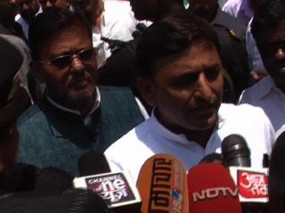 बीजेपी के दावे को अखिलेश ने बताया हवा हवाई, कहा: आधी सीटें भी नहीं जीत पाएंगे