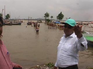 उफान पर गंगा युमना, 24 घंटों में 5 मीटर बढ़ा जलस्तर