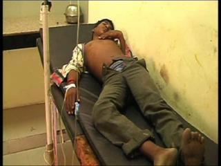 मनरेगा मजदूर पर टूटा पुलिस का कहर, मार-मार कर किया अधमरा