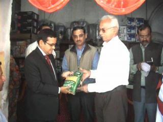 Allahabad me Arhar dal 120 rs. kilo ke rate par