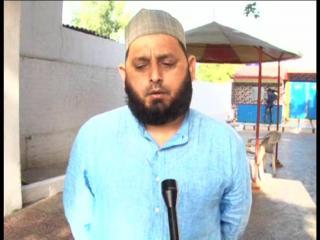 उपराष्ट्रपति हामिद अंसारी की पत्नी के बयान का मुस्लिम धर्मगुरु ने किया विरोध