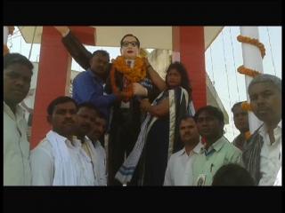 प्रदेश भर में धूमधाम से मनाई गई बाबा साहब अंबेडकर की जयंती
