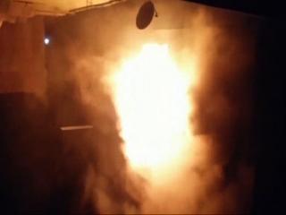 कपड़े के शोरुम में आग का कहर, शोरुम जलकर हुए खाक