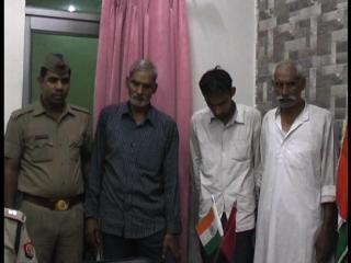 पुलिस ने हत्या में शामिल आरोपियों को किया गिरफ्तार