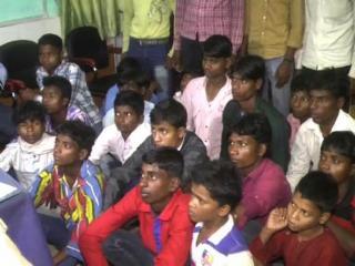 GRP ने किया मानव तस्करी का खुलासा, 16 नाबालिग बच्चे मुक्त