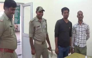 पुलिस ने किए बदमाशों के मंसूबे नाकाम