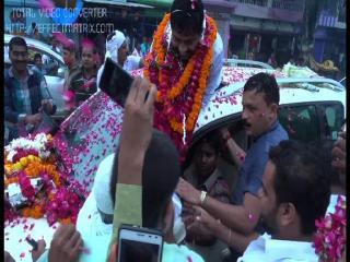 नंदगोपाल गुप्ता को कांग्रेस मंडल प्रभारी बनाए जाने पर कार्यकर्ताओं ने मनाया जश्न