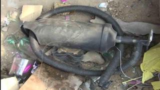 हाइड्रोजन गैस सिलेंडर फटने से एक की मौत, 3 घायल