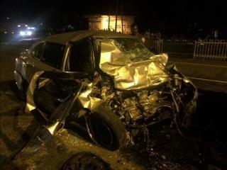 रफ्तार का कहर, 5 जिंदगियों ने तोड़ा दम