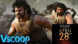 Baahubali 2 Release Date Postpone | Karan Johar | Rajamouli #VSCOOP