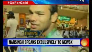 Rio 2016 Olympics: Narsingh Yadav lands in Rio