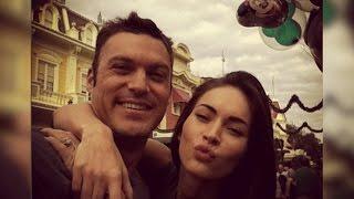 Megan Fox y Brian Austin Green vuelven a ser papas