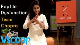Tisca Chopra's Casting Couch Video #VSCOOP