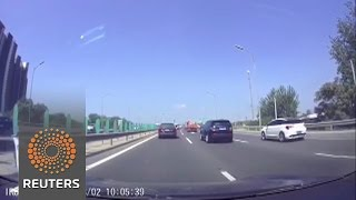 China sees first Tesla autopilot crash