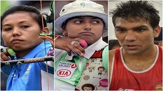 Rio 2016  India look up to boxer Manoj, archers Deepika & Bombayla for medal