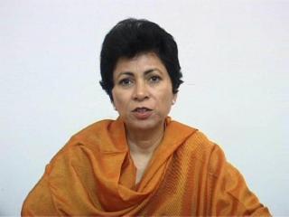 भाजपा पर बरसीं सांसद कुमारी सैलजा