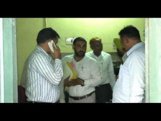विजिलेंस ने पिछड़ा वर्ग कल्याण निगम के मैनेजर को रिश्वत लेते रंगे हाथों पकड़ा