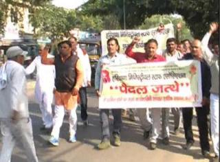 Satta Mein Aate Hi Bhajpa Apne Sabhi Vayade Bhuli: Deshwal