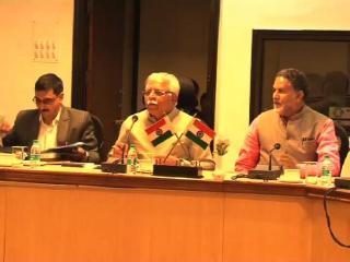 Sarswati Nadi Ki Khudai Ke Liye CM Ne Diye 3 Karod Rupaye