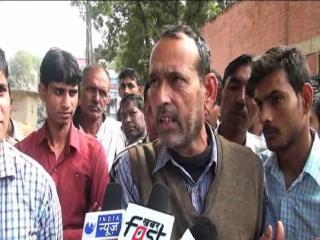 Bijali Vibhag Ke 5 Karmchariyon Ko Suspend Karne Ke Virodh Me Rosh