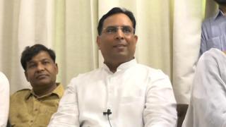 जाट आंदोलन को लेकर कै. अभिमन्यु ने कांग्रेस को घेरा