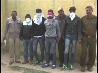 व्यापारी से लाखों की फिरौती मांगने वाले 4 दोस्त गिरफ्तार