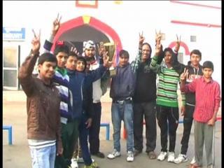 जींद के बच्चों ने दिखाया दम, जीती पैप्सी लीग क्रिकेट मैच प्रतियोगिता