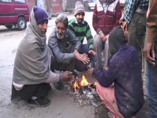 सर्दी का कहर, अंबाला में न्यूनतम तापमान 4 डिग्री