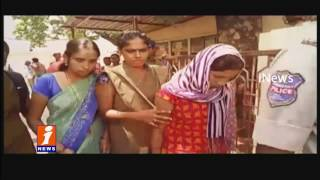 Shocking | Gangster Nayeem Has Bussiness Of Selling Girls | Police Raid | iNews