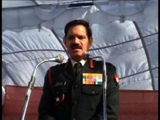 थल सेना अध्यक्ष बनने के बाद पहली बार अपने गाँव पहुंचे जनरल दलबीर सुहाग